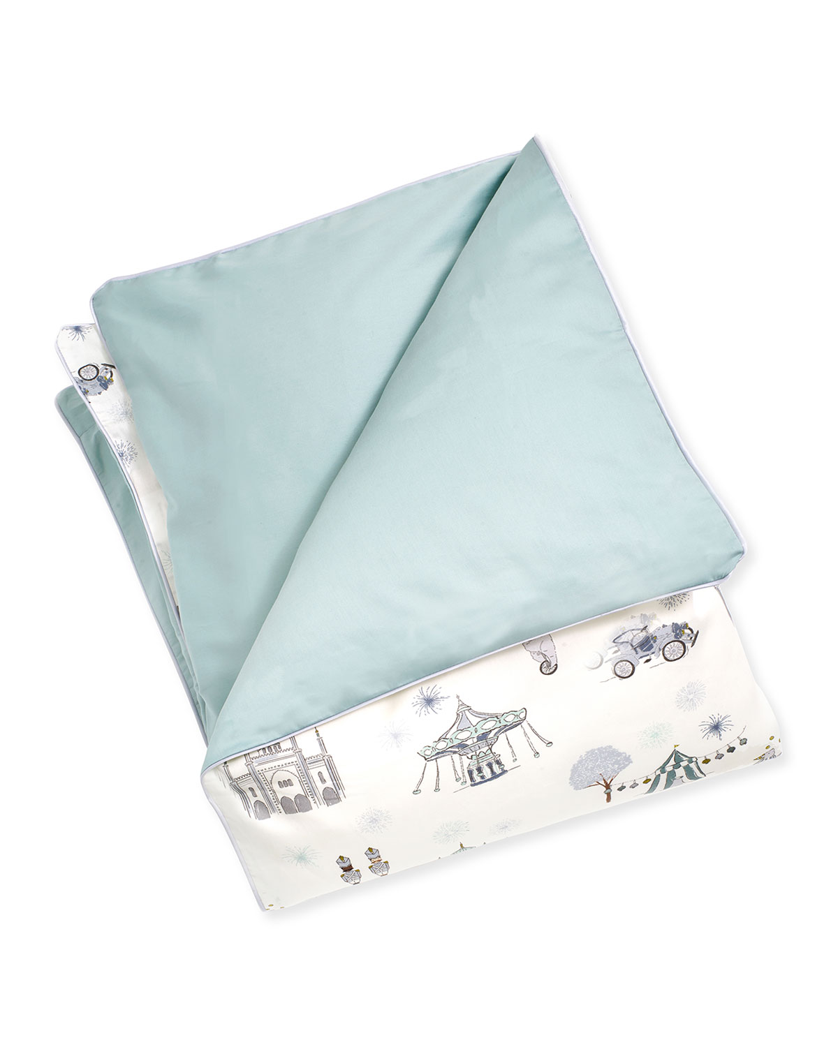 Adventures in Wonderland Baby Duvet Set