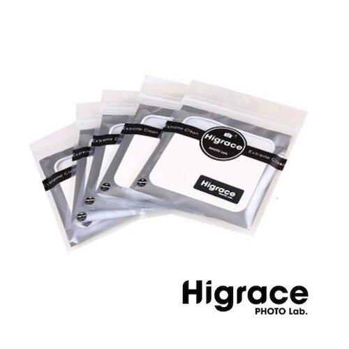 Higrace EXTREME CLEAN 拭鏡布 21×21cm (公司貨)