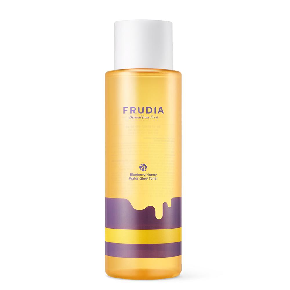 FRUDIA 有望莓止渴~藍莓蜂蜜容光煥發化妝水(500ml超大容量✨一瓶多用)