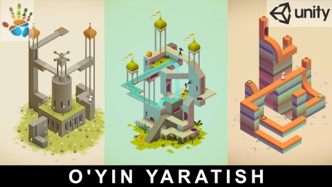 Unity'da O'yin Yaratish - !