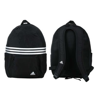 ADIDAS 後背包-雙肩包 肩背包 旅行包 愛迪達 GN9866 黑白