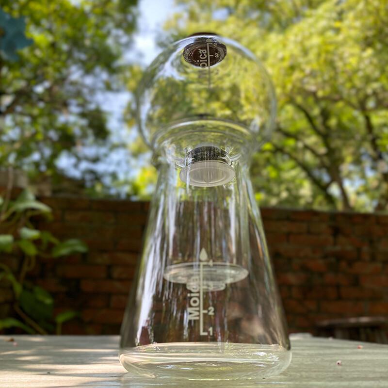 冰滴咖啡壺咖啡壺冰滴壺m55內附不鏽鋼過濾網咖啡冰咖啡設計整身全玻璃