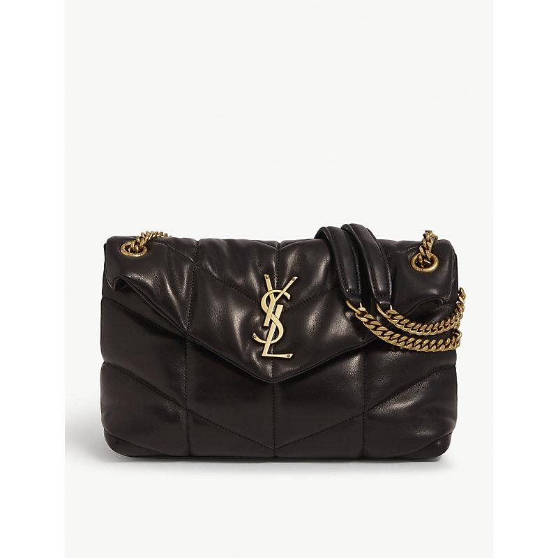 Loulou Puffer small shoulder bag