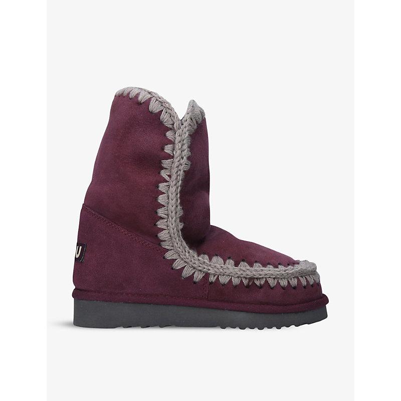 Eskimo sheepskin boots