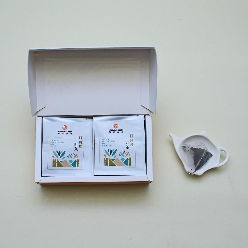 【HUGOSUM】日月潭紅茶 原味阿薩姆茶包16入