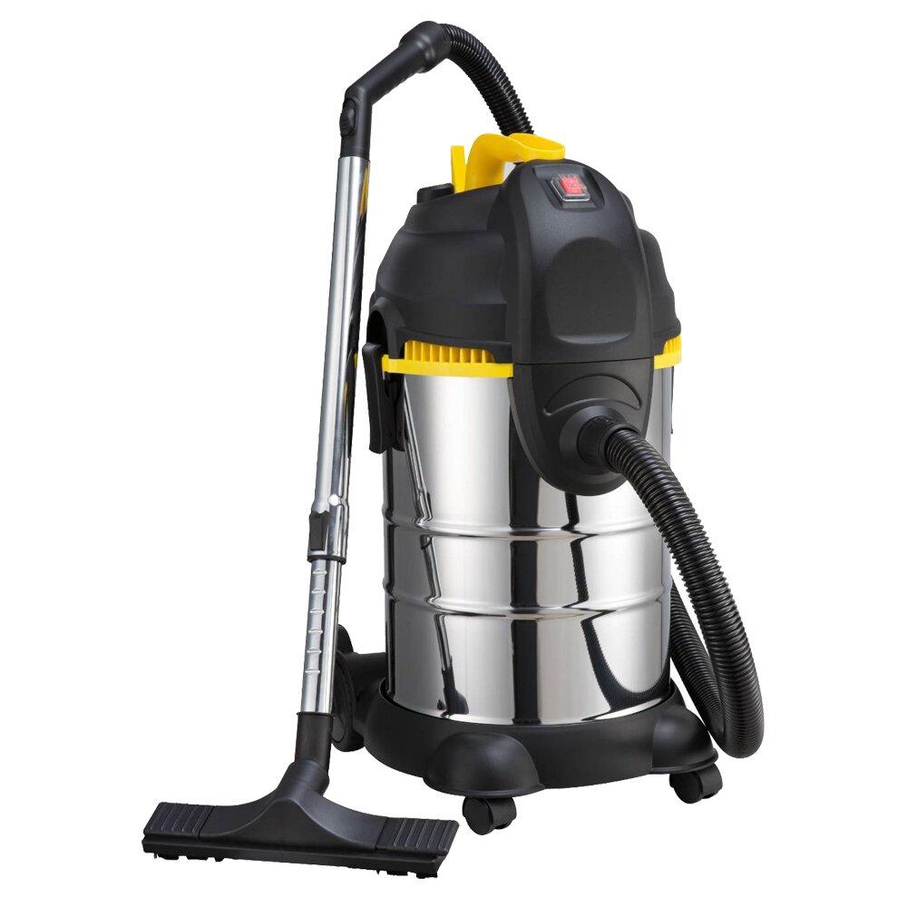 順帆30公升工業級乾濕兩用吸塵器MDS-30