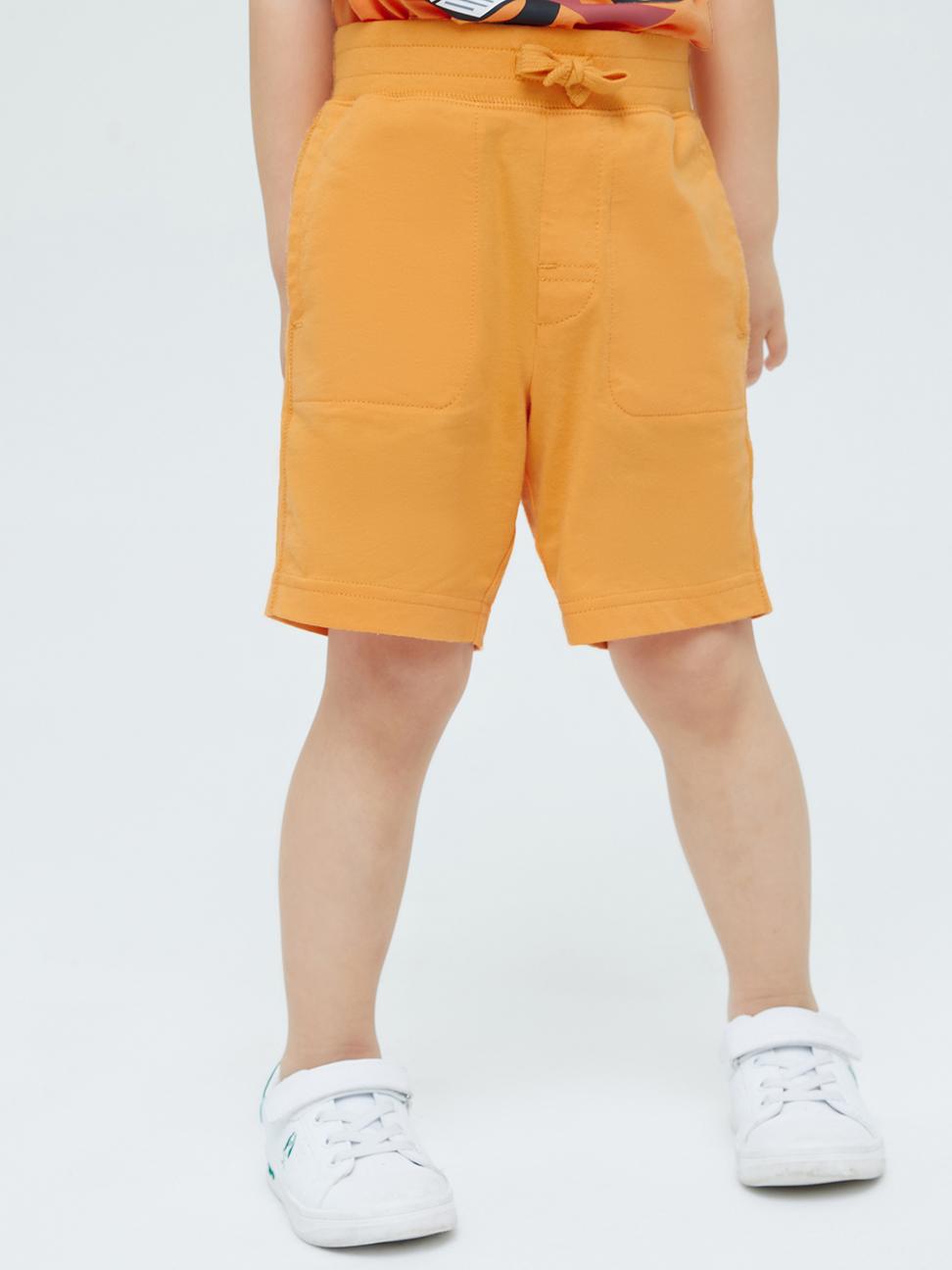 幼童 布萊納系列 活力純棉運動短褲