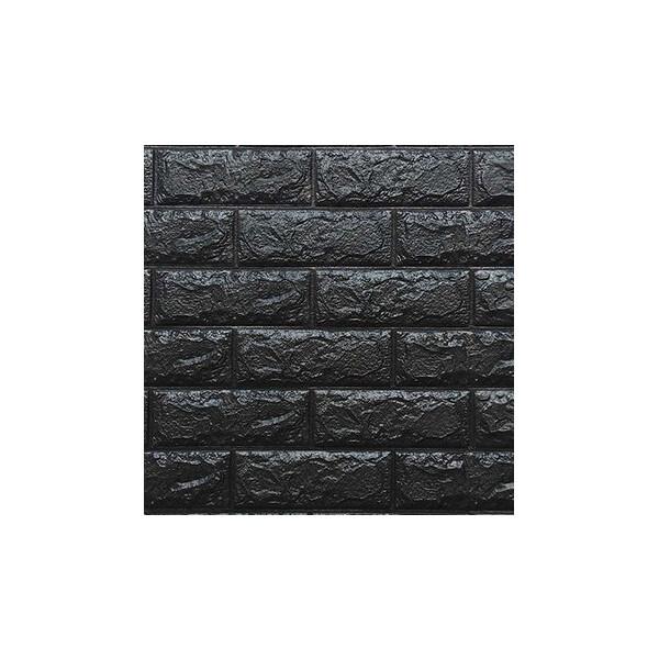 高檔文化牆 厚1cm更3d立體仿磚塊防水隔音浮雕牆紙 牆貼 文化石壁貼有背膠 臥室客廳居家裝飾背景牆