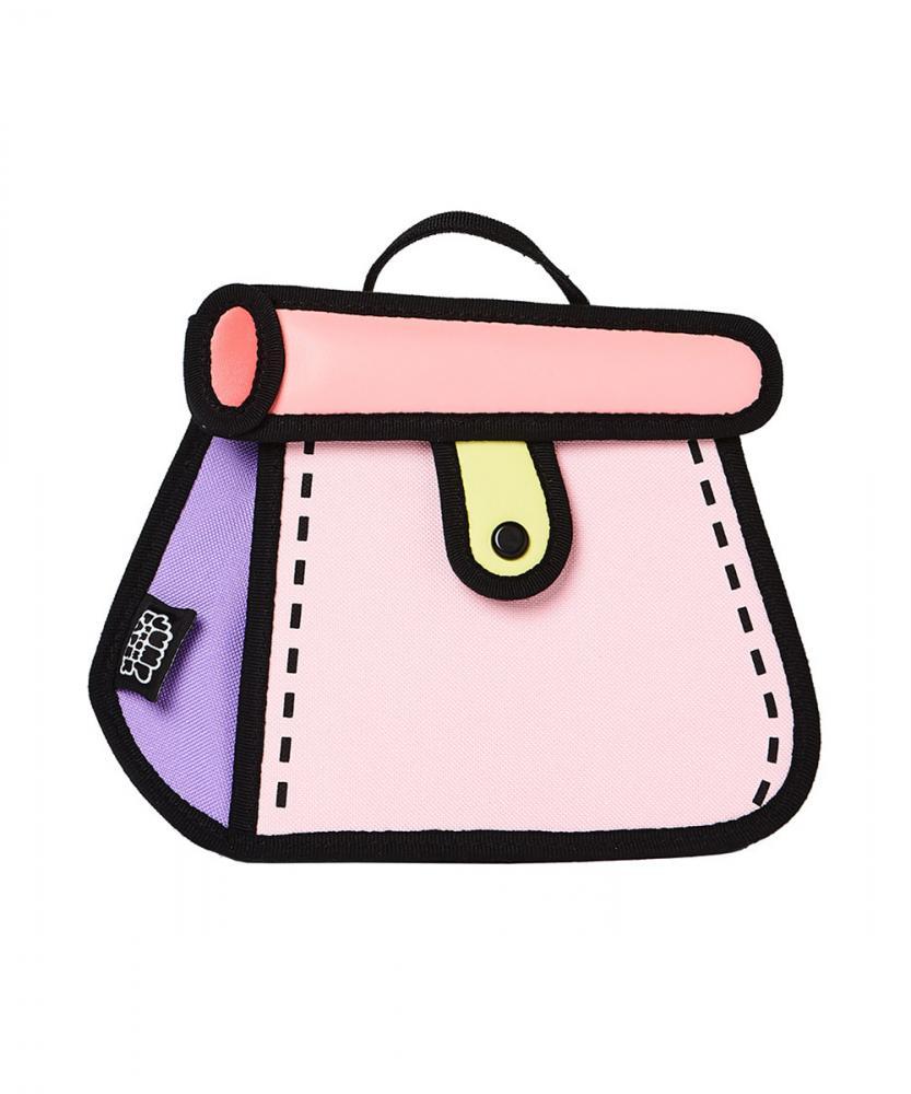 JumpFromPaper2D包 粉紅蛋糕包