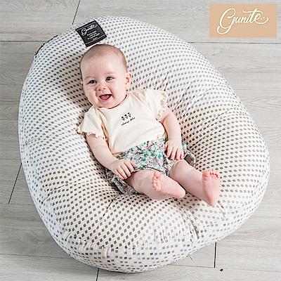 【gunite】寶寶懶骨頭_包覆機能親子互動窩_多功能哺乳枕睡窩床中床