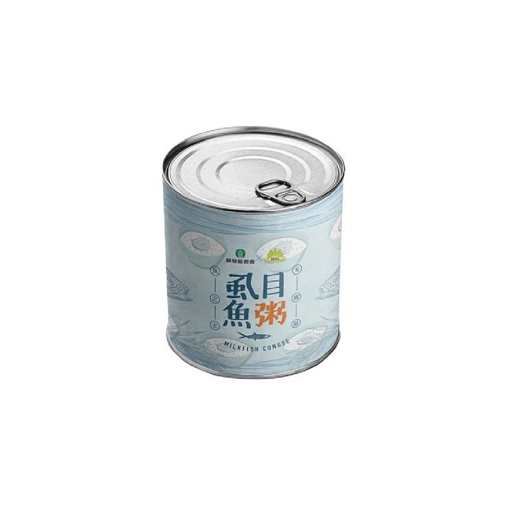 【柳營區農會】松葉食品 魚米之鄉虱目魚粥 台灣製造