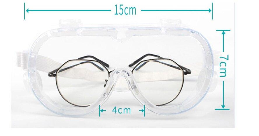 全罩式護目鏡/防噴沫/防灰塵/防污染/眼罩/防護鏡/防風鏡