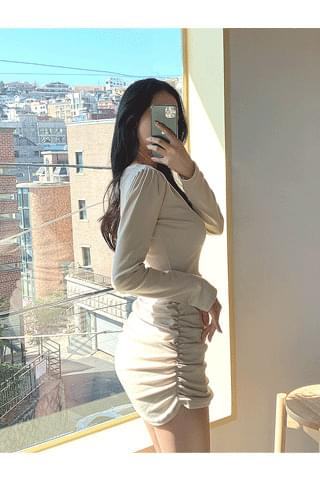 韓國空運 - Glamouring Dress 長袖上衣