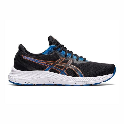 Asics Gel-excite 8 [1011B036-004] 男鞋 慢跑鞋 運動 休閒 輕量 支撐 彈力 黑 藍