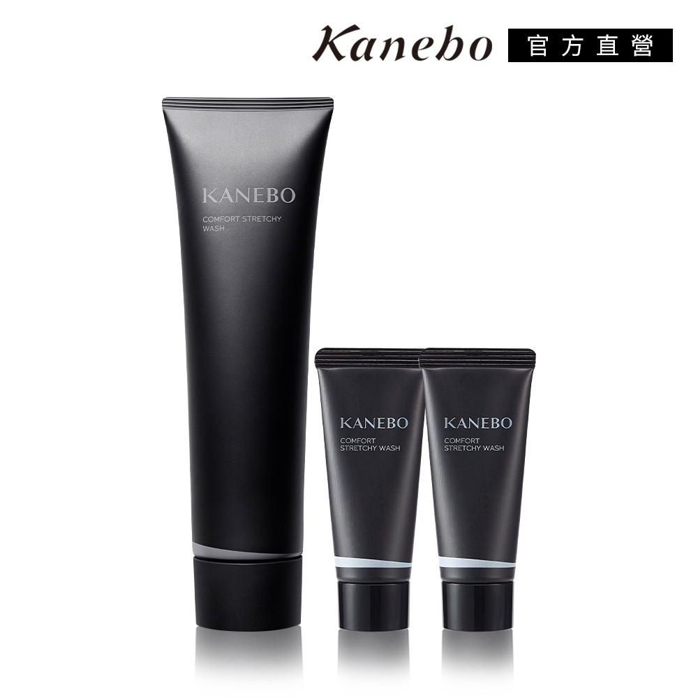 【Kanebo 佳麗寶】煥采清爽洗顏皂霜買大送2小