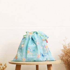 日本Prairie Dog 設計包/環保袋/購物袋 - 飛鳥花頌