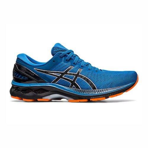 Asics Gel-kayano 27 [1011A767-402] 男鞋 運動 休閒 舒適 支撐 穩定 緩衝 藍 黑