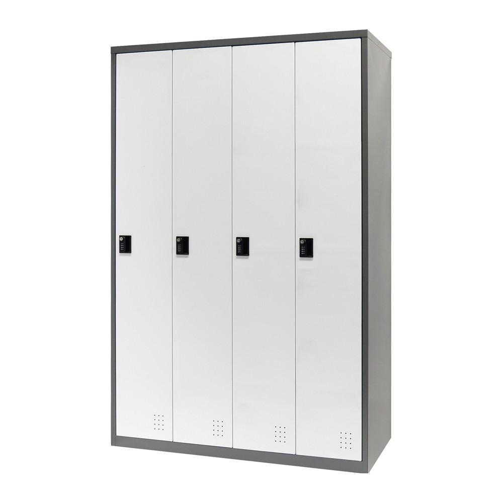樹德 FC-404 四排4格密碼鎖置物櫃