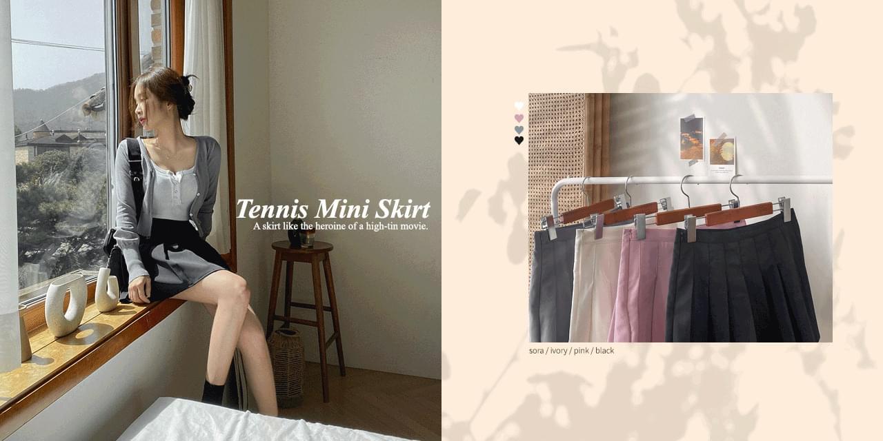 韓國空運 - ♥ Awesome ♥ Kallang Kallang tennis skirt 裙子