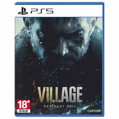PS5 惡靈古堡 8 村莊 中文版