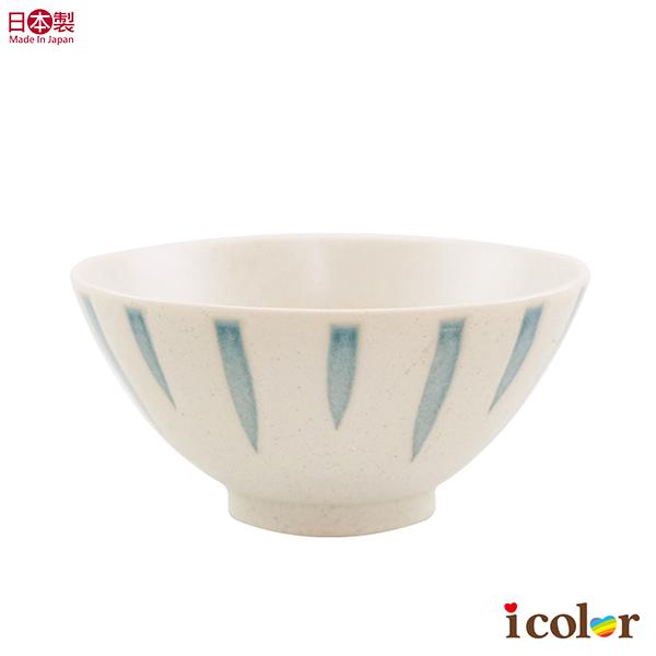 日本製 日式撥水十草陶瓷碗