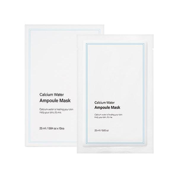 韓國 MIBA 水光面膜(10片入)盒裝【小三美日】 DS001169