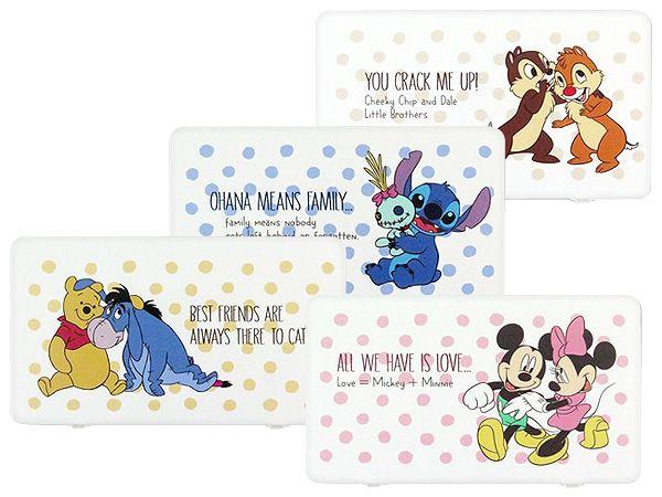 Disney 迪士尼~口罩收納盒(1入) 款式可選【DS001217】