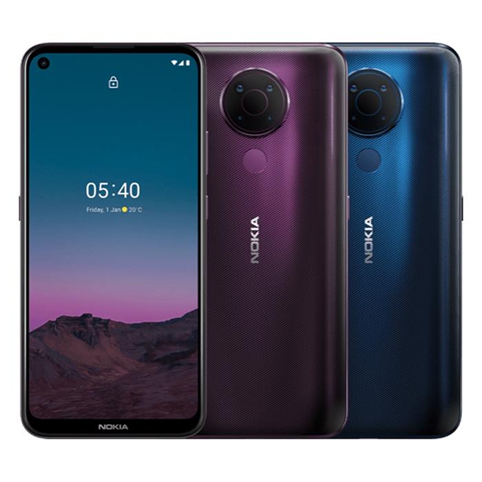 Nokia 5.4 (6G/64G) 6.39吋 智慧型手機夢境紫