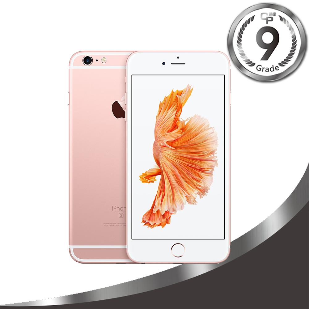 【CP認證福利品】Apple iPhone 6S Plus 16GB 玫瑰金