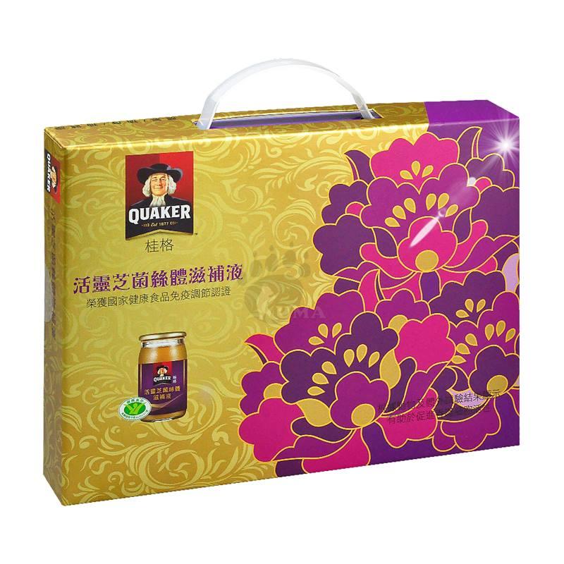 桂格活靈芝菌絲體滋補液8瓶/盒