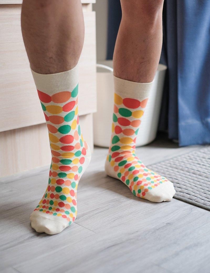 加拿大Chaosocks 高彩數位針織綿襪