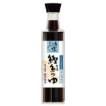 味全日式和風醬油露-靜岡鰹魚300ml