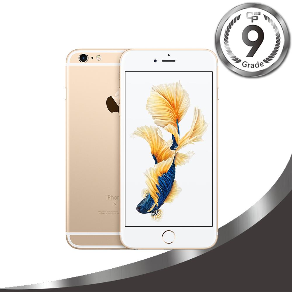 【CP認證福利品】Apple iPhone 6S Plus 32GB 金色