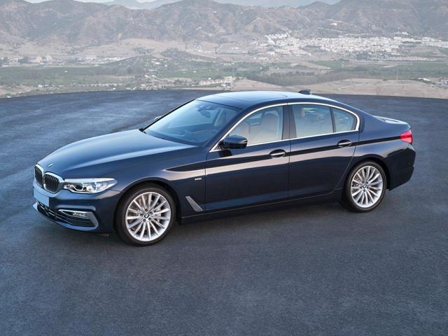 [訂金賣場]Certified 2019 BMW 540i xDrive