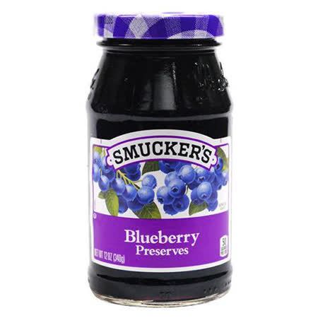 盛美家藍莓果醬340g