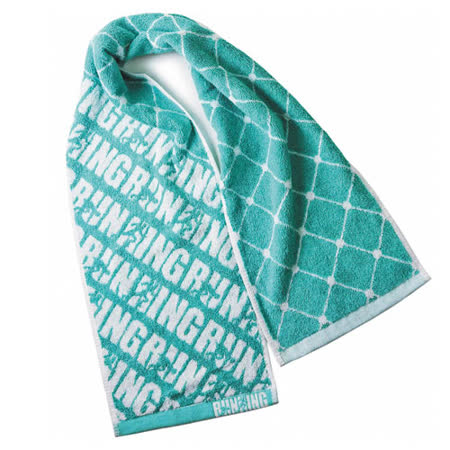 樂跑無極限運動巾(22x110cm)