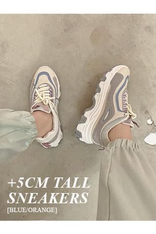 韓國空運 - Ikea tall sneakers 球鞋/布鞋