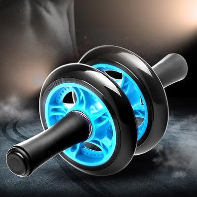 Conalife 運動健身好幫手帶剎車靜音健腹輪(1組)