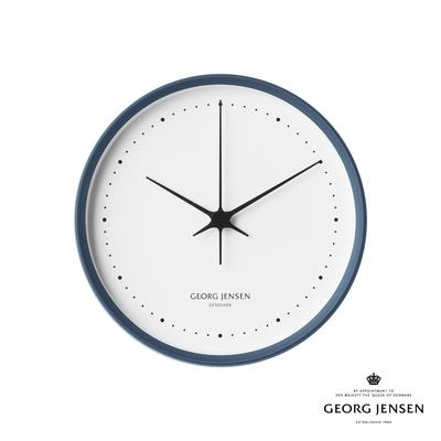 Georg Jensen 喬治傑生 HENNING KOPPEL 壁鐘 20 cm