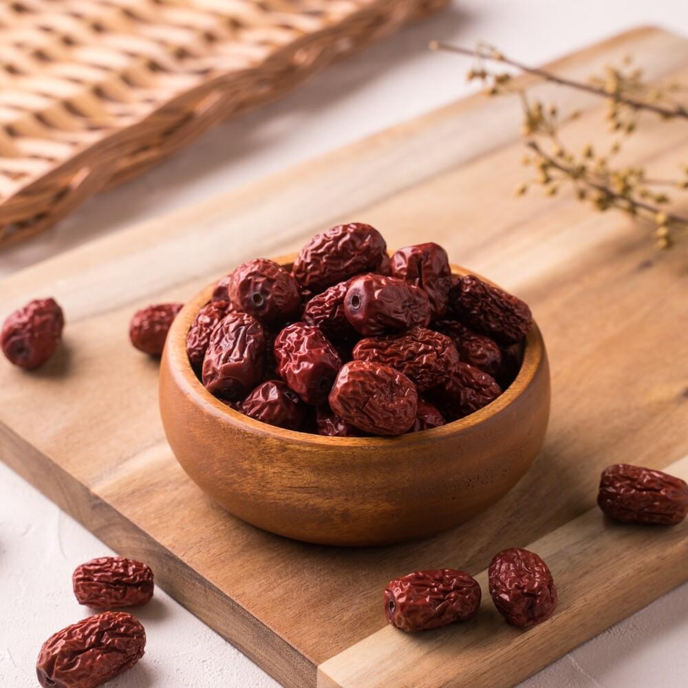 紅棗(jujube red dates) 200g 大棗 紅棗茶 [大島糧品]