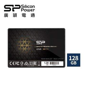 廣穎 A58 SATA III 128GB 固態硬碟(SP128GBSS3A58A25)