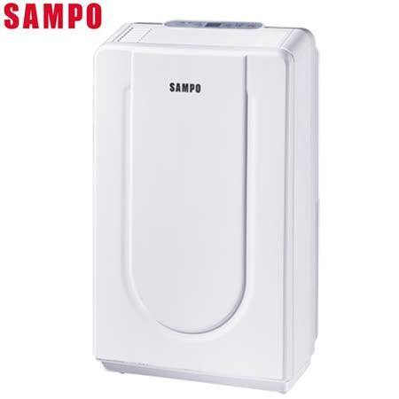 SAMPO聲寶 8L空氣清淨除濕機AD-Y816T