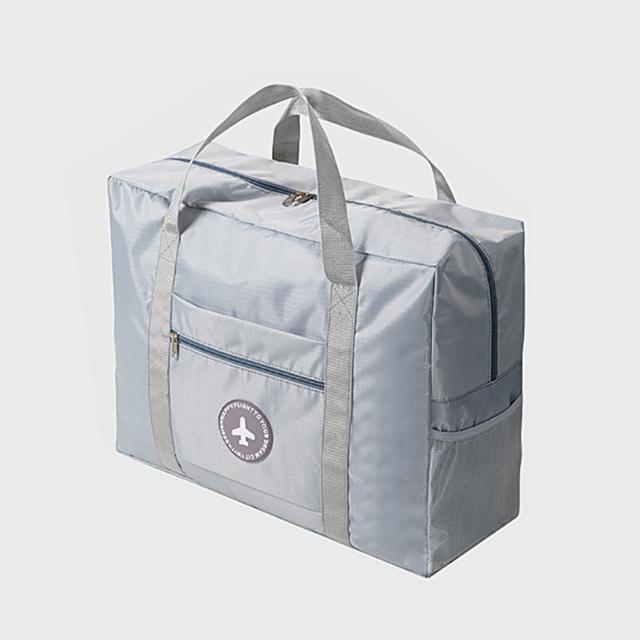 【品樂.LaVie】大容量折疊手提收納包飛機包行李包