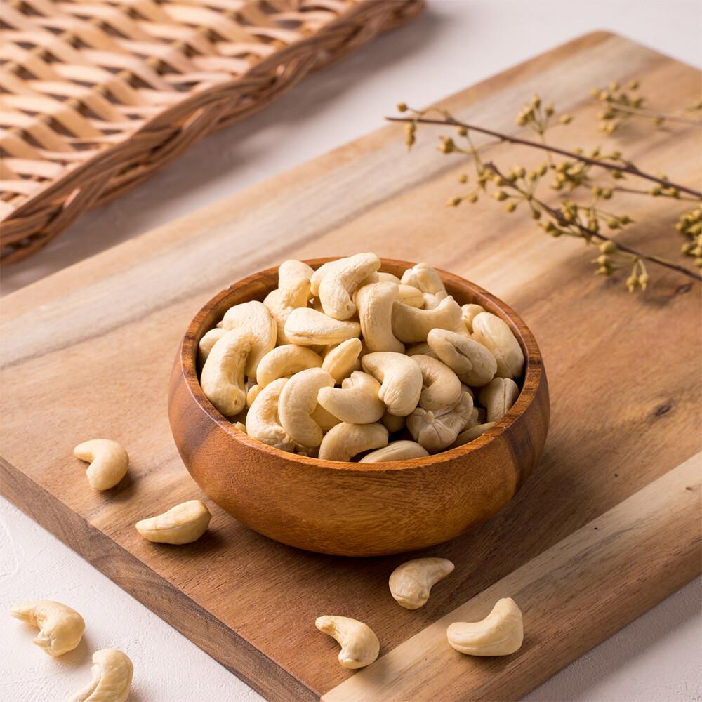 生腰果 240wwraw cashew) 500g 堅果 可自製蜜汁腰果 氣炸腰果  [大島糧品]