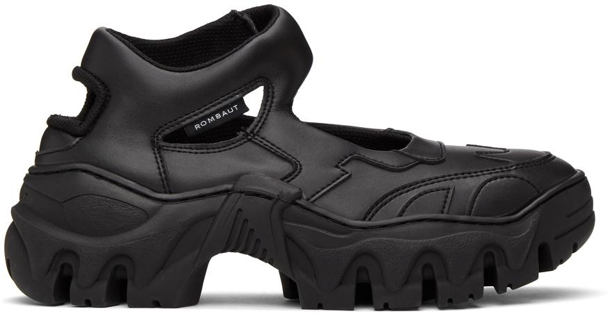 Rombaut 黑色 Boccaccio II Ibiza 凉鞋
