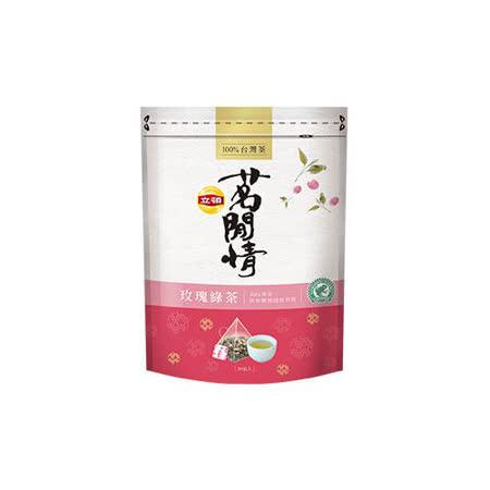 立頓茗閒情玫瑰綠茶包36入