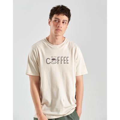 CACO-MIT 咖啡優先短T-男【B1CA039】
