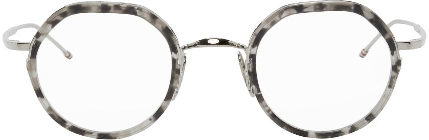 Thom Browne 灰色 TB911 眼镜