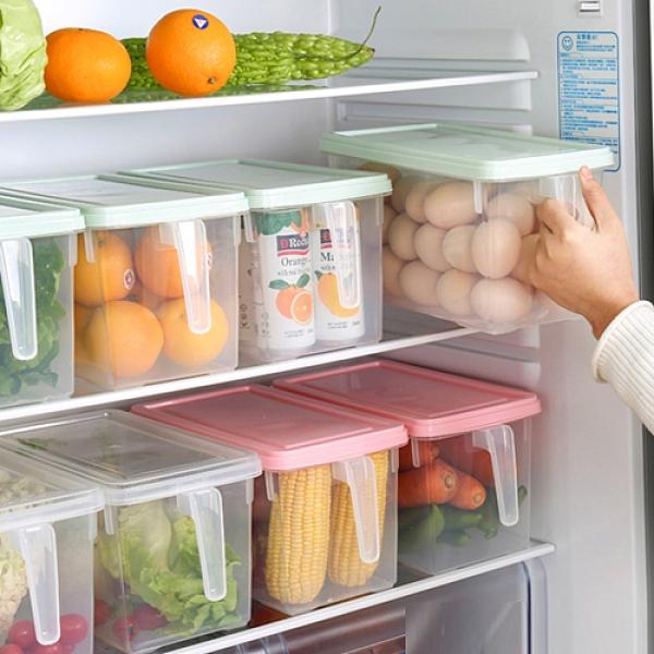 日式冰箱保鮮盒冷凍食品收納盒保鮮盒雞蛋盒 快速出貨