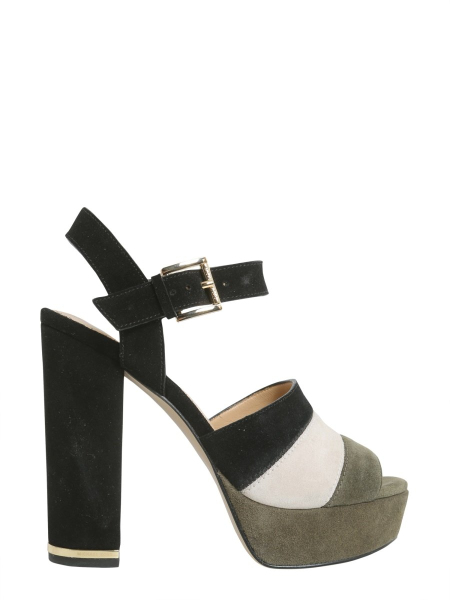 ANISE PLATFROM SANDALS